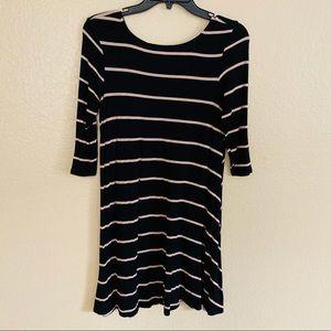 🔥 FREE with purchase!! Brat Star Black Dress